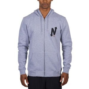 ONNIT Zip Up Hooded Sweatshirt